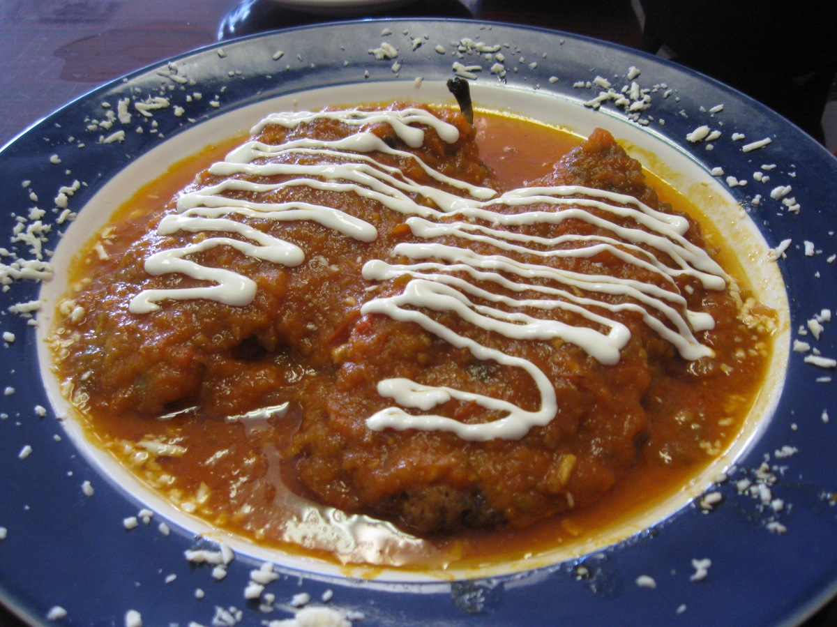 Who Makes the Best Chiles Rellenos?