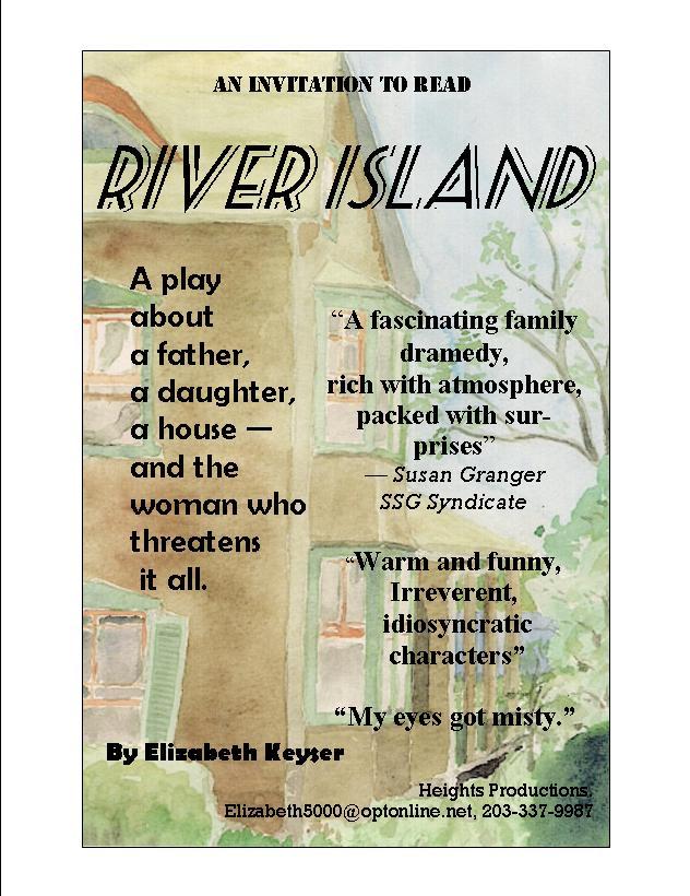 River Island promo postcard2018